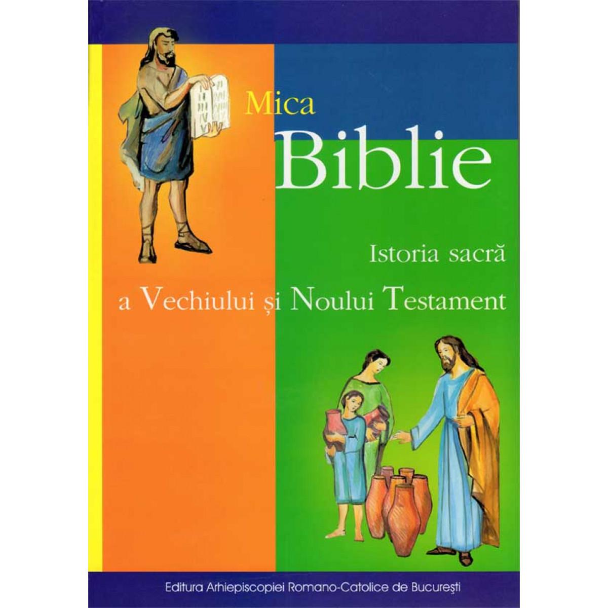 Pdf mica biblie