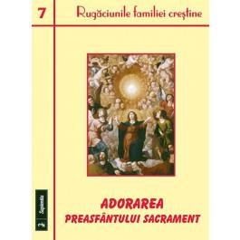 Adorarea preasfântului Sacrament