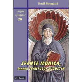 Sfânta Monica, mama sfântului Augustin