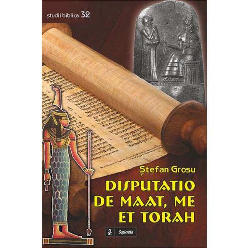 Disputatio de Maat, Me et Torah
