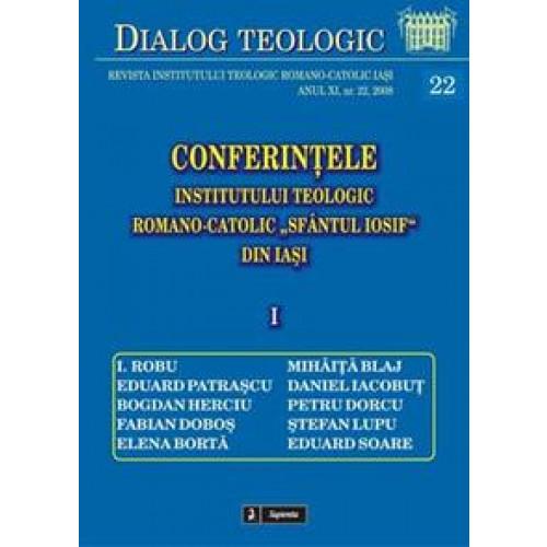Conferinţele Institutului Teologic Romano-Catolic din Iaşi (I)