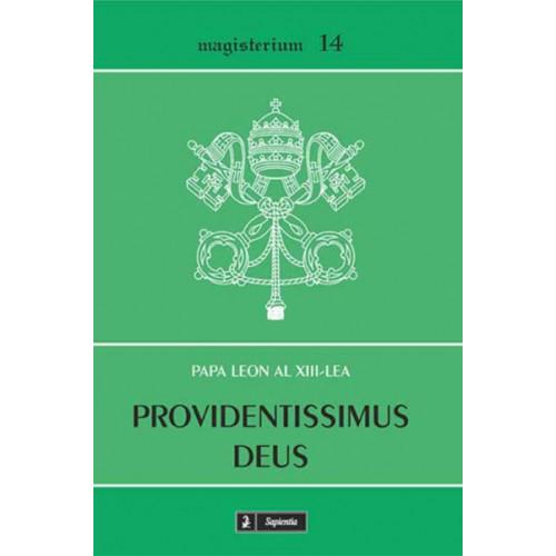Providentissimus Deus. Scrisoare enciclică despre studiile Sfintei Scripturi