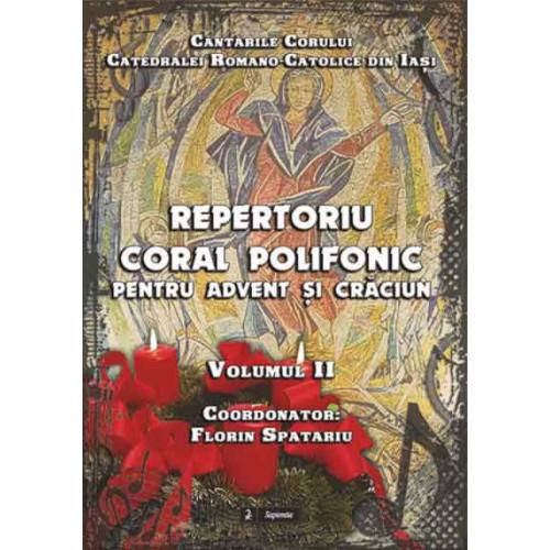 Repertoriu coral polifonic (Pentru Advent şi Crăciun)