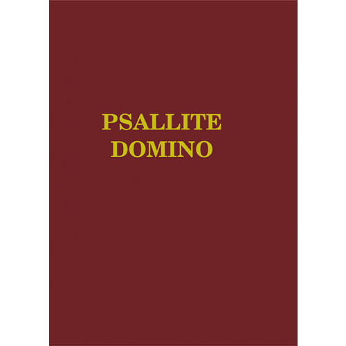 Psallite Domino