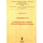 Utrumque ius. Le ragioni del diritto nella storia della Chiesa