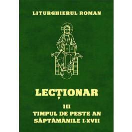 Lecționarul Roman. 3. Timpul de peste An, Săptămânile I-XVII