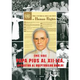 Papa Pius al XII-lea, aparator al drepturilor omului