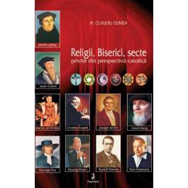 Religii, Biserici, secte, privite din perspectivă catolică