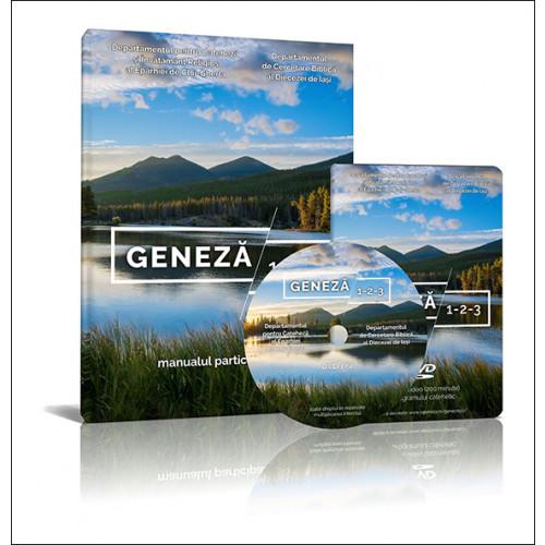 Geneză 1-2-3: Manualul de funcţionare a omului (2 dvd-uri cu manual auxiliar)
