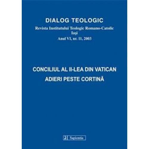 Conciliul al II-lea din Vatican. Adieri peste cortină