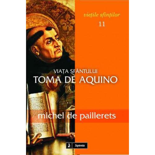 Viaţa Sfântului Toma de Aquino