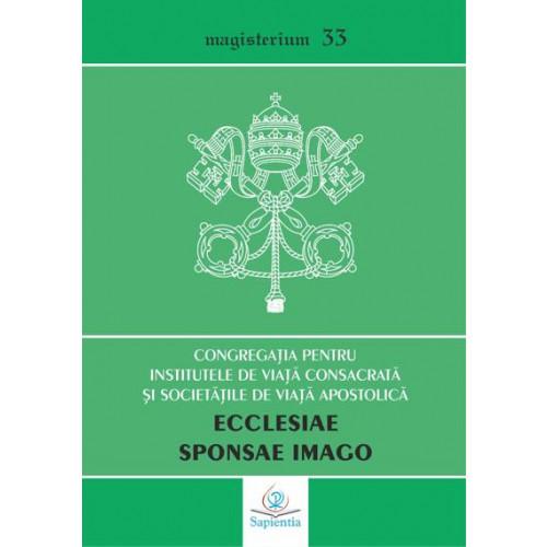 Ecclesiae sponsae imago. Instrucţiune despre Ordo virginum