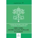 Directoriu despre evlavia populară şi liturgie. Principii şi orientări